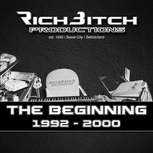 RichBitch - Plastic (1993)