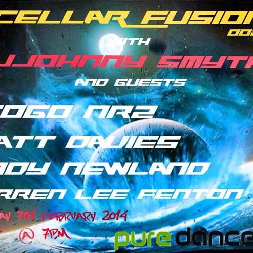 Cellar Fusion Guest Mix - Darren Lee Fenton