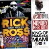 RICK ROSS MASTERMIND ALBUM RELEASE PARTY AT KOD