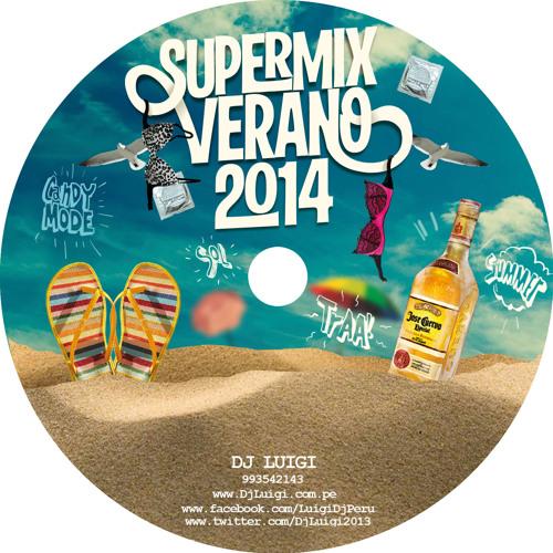 Dj Luigi - Supermix Verano 2014 by José Cuervo