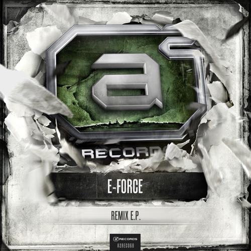 Kevin Kaos & Zero Sanity - Hit The Floor (E-Force Remix Radio Edit)(#A2REC068 Preview)