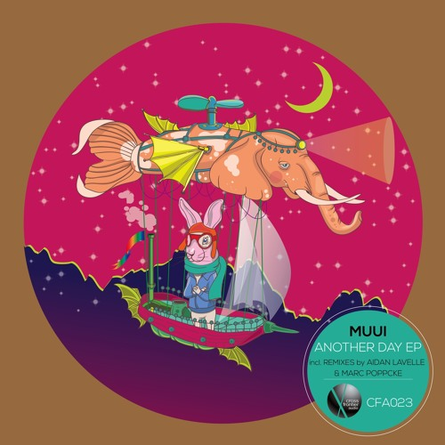 Out now: CFA023 - MUUI - Past Is Practice (Aidan Lavelle Remix)