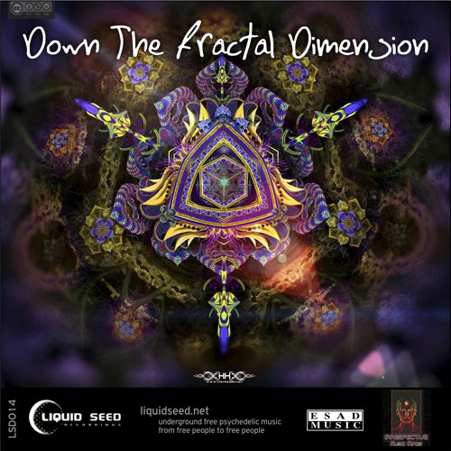 Radio Astronomy(VA-Down The Fractal Dimension by LiquedSeed Rec) [Free Download]