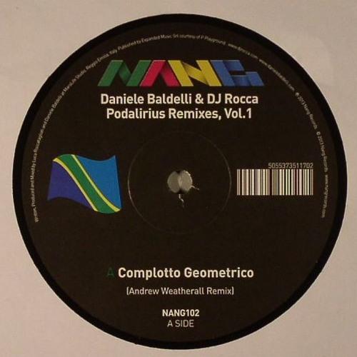 A1) Daniele Baldelli & DJ Rocca - Complotto Geometrico (Andrew Weatherall Remix)