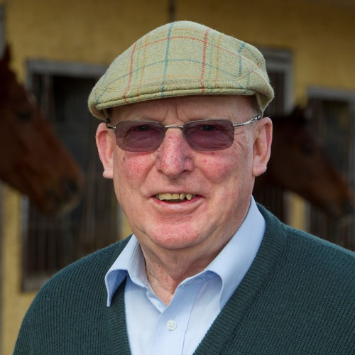 Eddie Harty on Minella Foru - Paddy Power Cheltenham Trial day