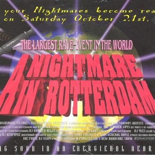 DJ Neophyte @ Nightmare In Rotterdam Part 9 (Energiehal) (21-10-1995)