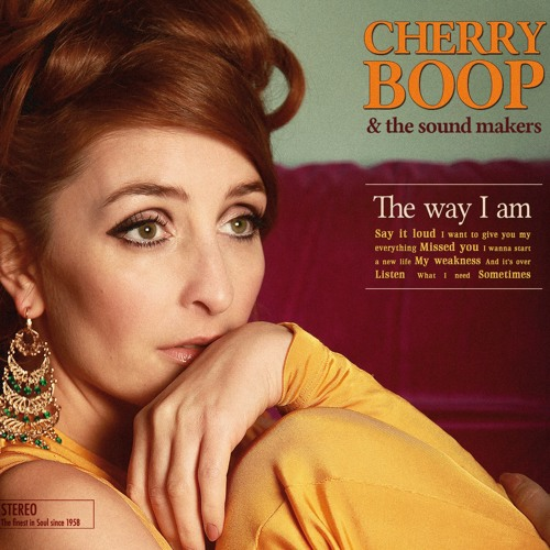 Say it loud - Cherry Boop and the soundmakers - The way i am