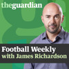 Football Weekly Extra: Bayern and Barcelona show their class as Arsenal and City pay the penalty