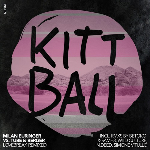 Milan Euringer, Tube & Berger - Lovebreak (in.deed rmx) [Kittball]