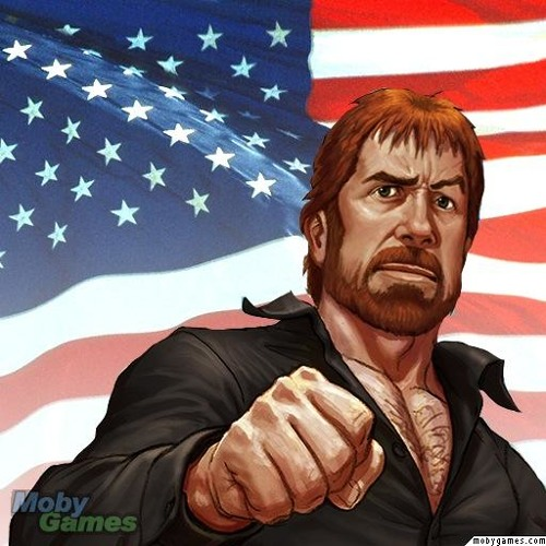 Chuck Norris (produced By Stevie Fanta)