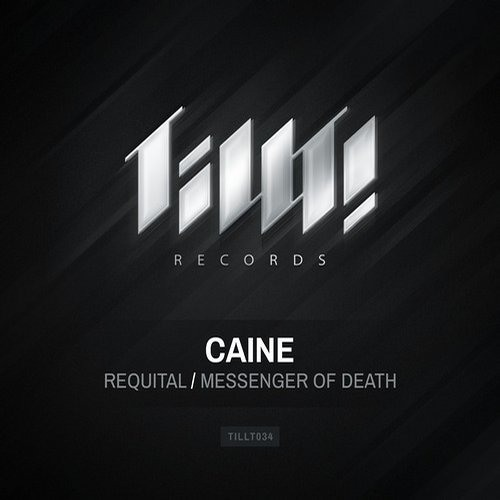 Messenger of Death by Caine