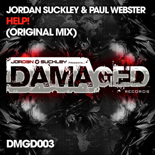 Jordan Suckley & Paul Webster - Help! out March 17 on Damaged Records.