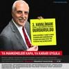 3. Havalimanı ve Uygulanmayan Yargı Kararı (20 Şubat 2014 - Açık Radyo)