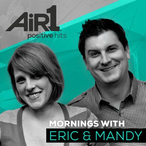 Natalie Grant visit Air1 Morning Show