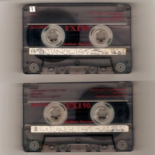 Nicky Blackmarket b2b Rodney T with Stevie Hyper D and MC Gee - Kool FM (94.5) - 18th June 1995