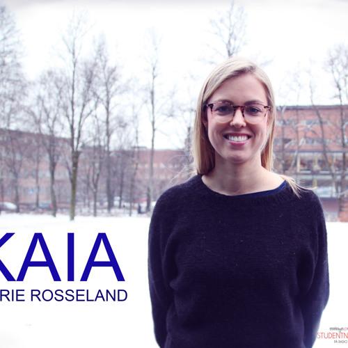 """Bli kjent med damen bak """"drittsekk""""-utspillet: Kaia Marie Rosseland"""