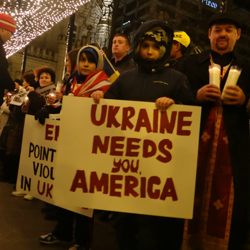 Chicago's Ukrainian-Americans fret about growing violence in Kiev