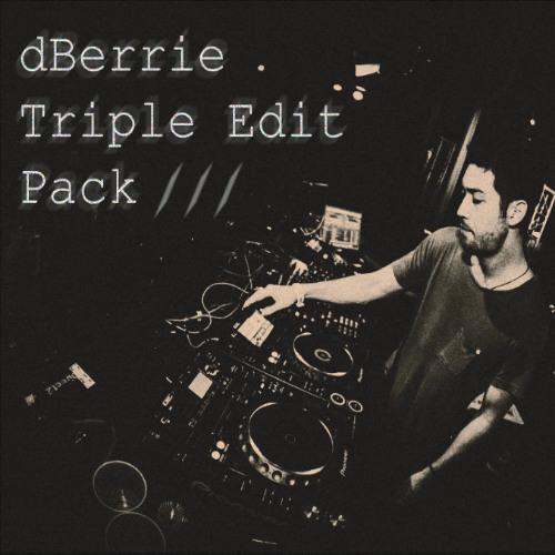 dBerrie - Triple Edit Pack