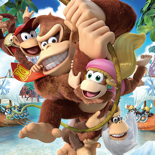 Donkey Kong Country Tropical Freeze Sountrack - Chilly Coast