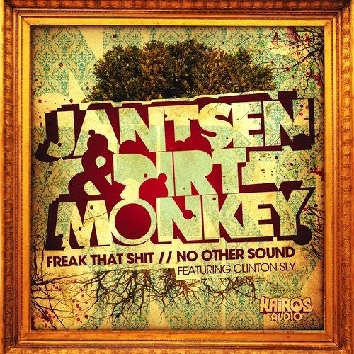 Jantsen & Dirt Monkey-No Other Sound (feat. Clinton Sly) -- Forthcoming on Kairos Audio - March 3rd
