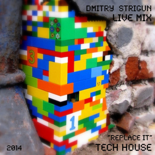 "Dmitry Strigun  Live Recording at Beyond, London - ""Replace it"" (Tech House) February 2014"