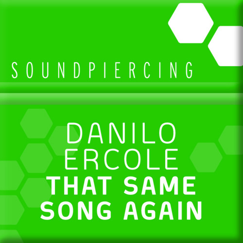 Danilo Ercole - That Same Song Again (Arty Remix)
