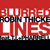 Robin Thicke ft. T.I. & Pharrell Williams  - Blurred Lines (Psychotic & Escobar Re-Edit Mix)