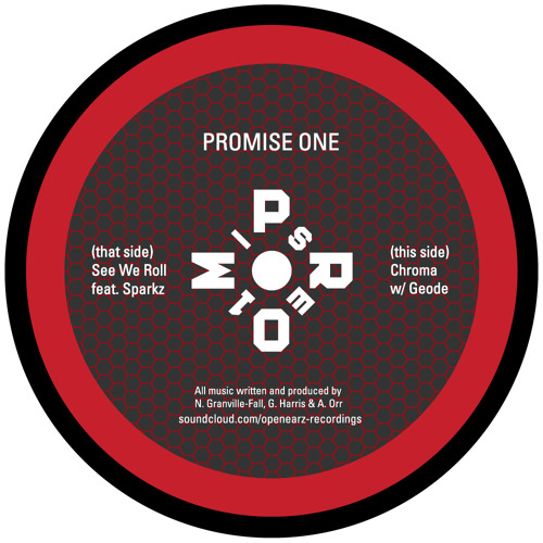 EARZ004: AA - Promise One & Geode - Chroma