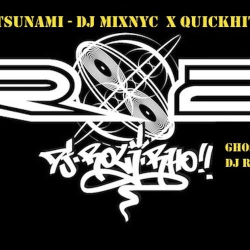BLACK TSUNAMI-QUICK HITTER 0