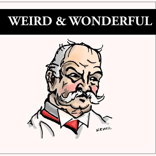 Weird And Wonderful 20-02-2014