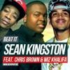 Sean Kingston ♫ Mix ♫ Kizomba Dj jo ♫  Beat It ft  Chris Brown, Wiz Khalifa