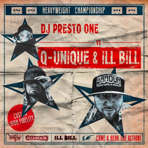 DJ Presto One Vs. Q-Unique & ILL BILL Mixtape