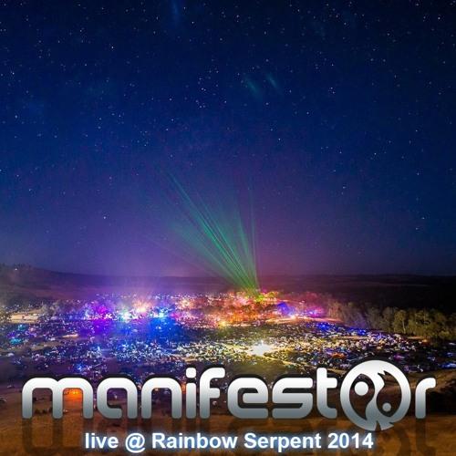 Manifestor Live @ Rainbow Serpent 2014