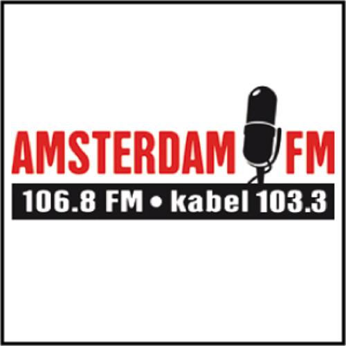 Interview op AmsterdamFM
