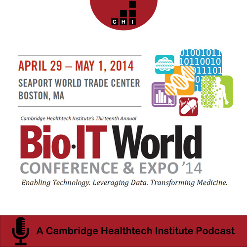 BioIT World Expo 2014 | Systems Pharmacology Approaches for Drug and  Cancer Research