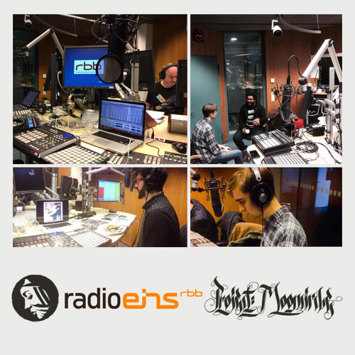 Project: Mooncircle label special with KRTS, Rain Dog & Gordon Gieseking on radioeins RBB