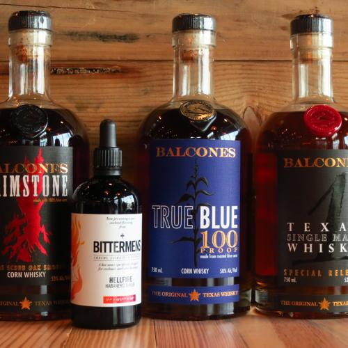The Tasting Bar - Balconies Whiskey