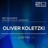 Oliver Koletzki Time Warp Live Mix