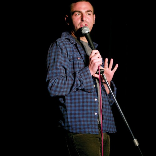 Comedian Casey Ley on the AMp!