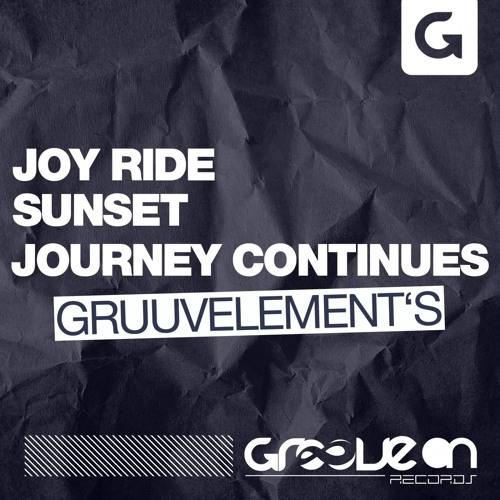 GruuvElement's - Sunset (Original Mix)