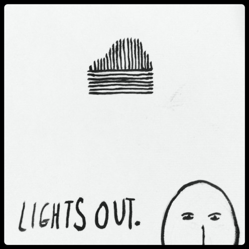 MIDNIGHT BONFIRES - LIGHTS OUT
