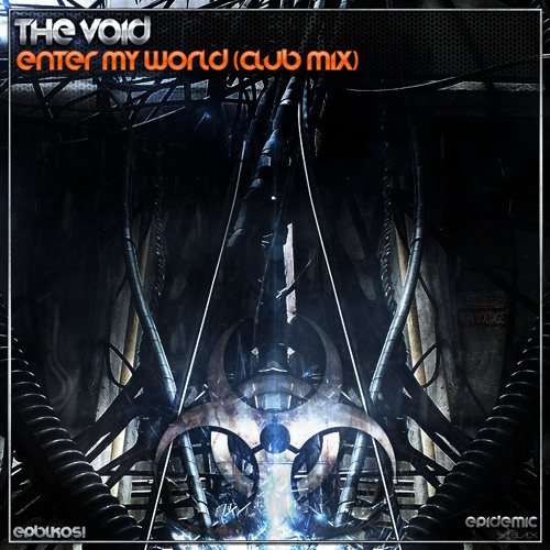 EPBLK051 - The Void - Enter My World (Club Mix)