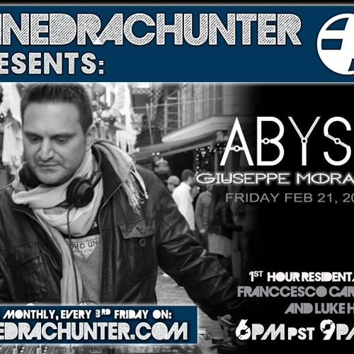 SanedracHunter Presents with Abyss (Giuseppe Morabito)