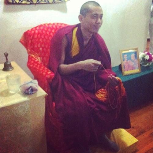 Interview With Dhardo Tulku Rimpoche