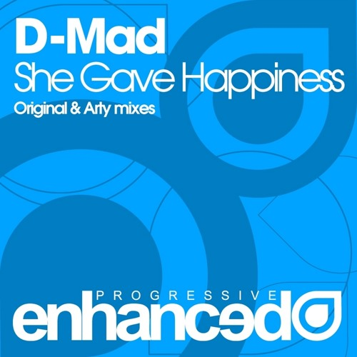 D-Mad - She Gave Happiness (Arty Remix)