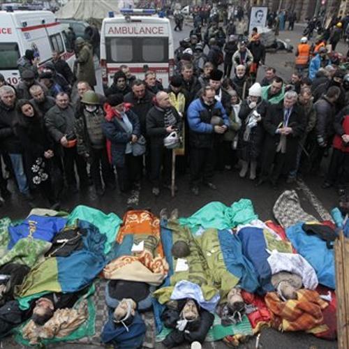 Ukrainian president Yanukovych and opposition sign EU-mediated truce
