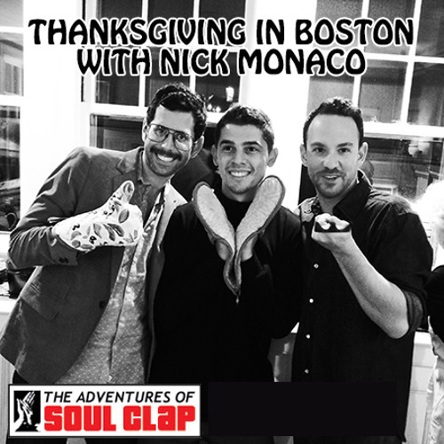 Soul Clap & Nick Monaco - Thanksgiving at Re:Set, Boston 2013