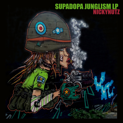 Nickynutz feat TIGER - Shockin' Colour Remix [from the SUPADOPA JUNGLISM LP]