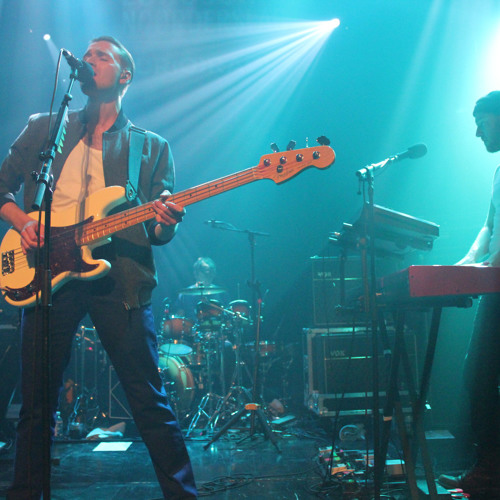 Wild Beasts - Nature boy (3FM session)