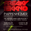 Costa Be @Freaky Tekkno Pres. Pappenheimer 21.02.14 mp3